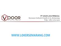 Lowongan Kerja Staff Admin Semarang di PT Vigor Jaya Perkasa
