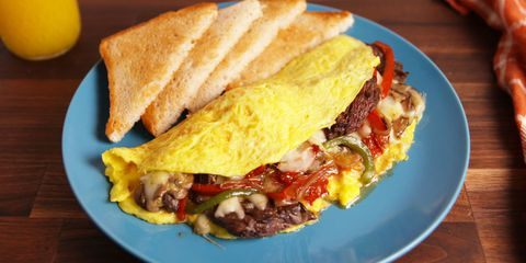Hearty Omelette Recipes That Will Make You A Breakfast Person