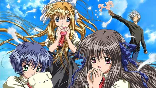 Daftar Rekomendasi Anime Sedih Terbaik - Air