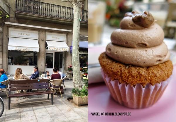 Cup & Cake Barcelona