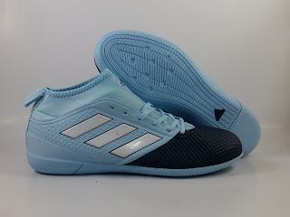 jual sepatu futsal Adidas Ace 17.3 PrimeMesh IC - Sky Blue