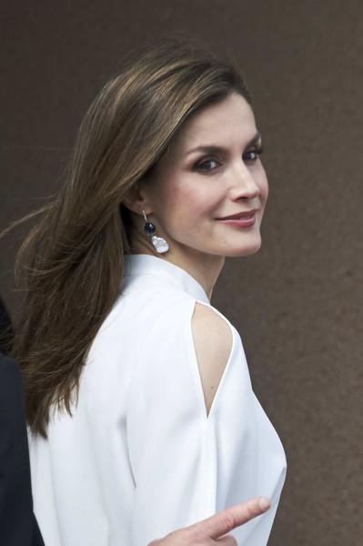 Royals fashion visite aux canaries dernier jour for Adolfo dominguez tenerife