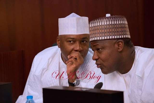 Breaking: DSS withdraws security details from Saraki, Dogara