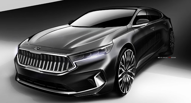 Kia, Kia Cadenza, Kia Videos, Korea, New Cars, Video