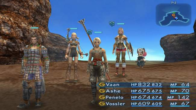 pc download fantasy final xii