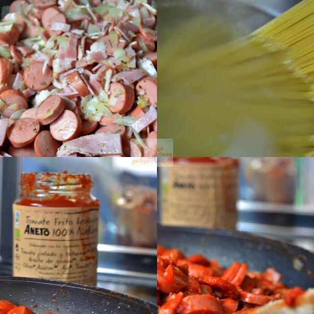 espaguetis-salchichas-bacon-jamon5