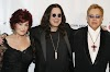 Ozzy Osbourne e Elton John trabalham em música juntos