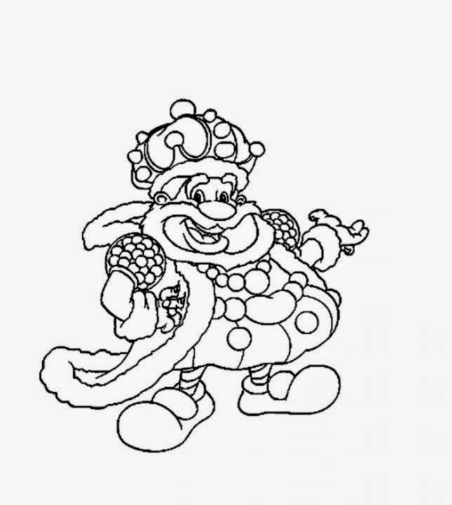 candyland characters coloring sheets free coloring sheet