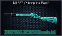 M1887 Cyberpunk Basic