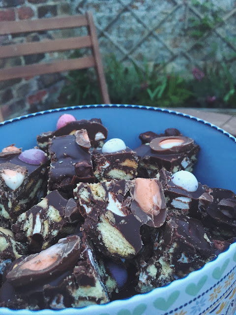 Easter Rocky Road - Maggie May