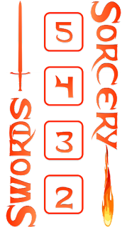 Swords & Sorcery Logo