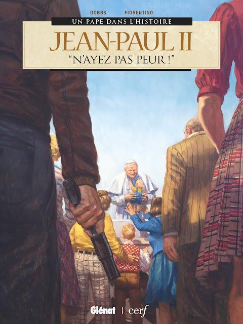 Livre BD Jean-Paul II L'Agenda Mensuel - Novembre 2019