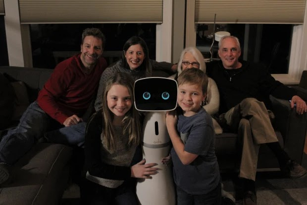 future home office gadgets. Smart, Interactive, And Uniquely Mobile, Aido Is The First Social Robot That Can Move Around Your Home/office To Help Improve Lifestyle. Future Home Office Gadgets