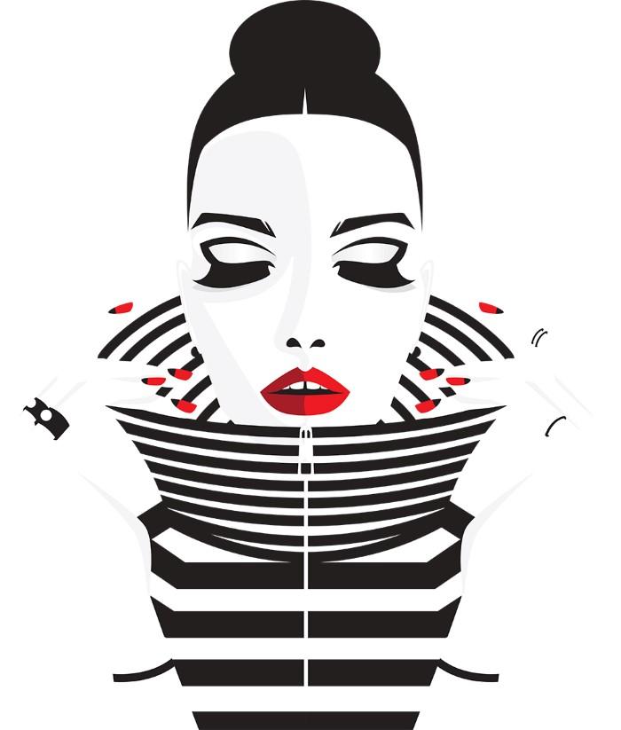 Болгарский дизайнер и иллюстратор. Yordanka Poleganova