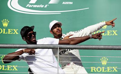 Lewis Hamilton USA GP