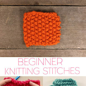 Continental Knitting Stitches Beginners : Easiest Baby Booties Ever! [knitting pattern] Gina Michele