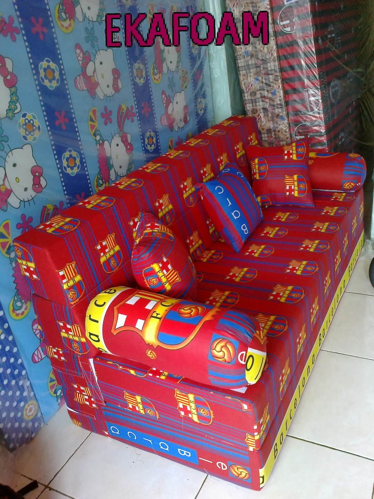 sofa bed inoac harga 2017 scandinavian malaysia full motif agen resmi kasur busa
