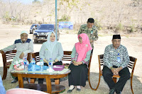 Hadir di Ponpes Al-Hidayah Bolo, IDP Sumbang Dana Pribadi untuk Pembangunan Masjid