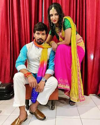 Banarasi Babu Bhojpuri Movie actor and actress