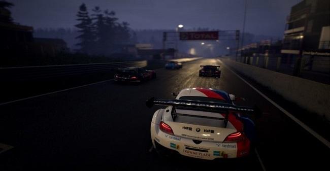 GTR 3 Gameplay