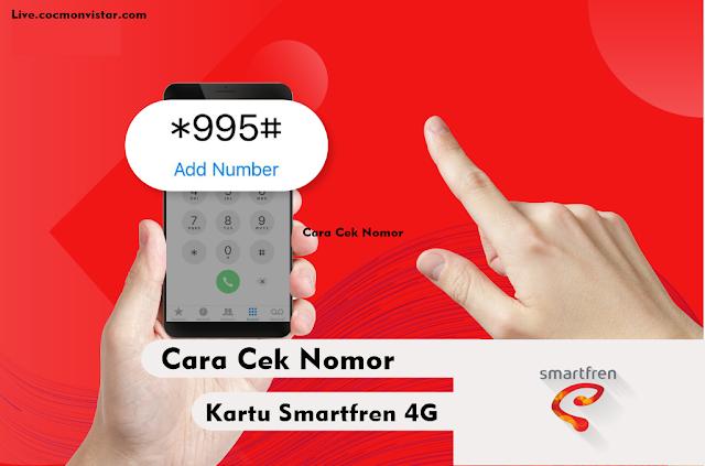 Cara Cek Nomor Smartffrren 4G Unlimited
