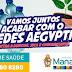 VAMOS JUNTOS ACABAR COM O AEDES AEGYPTI