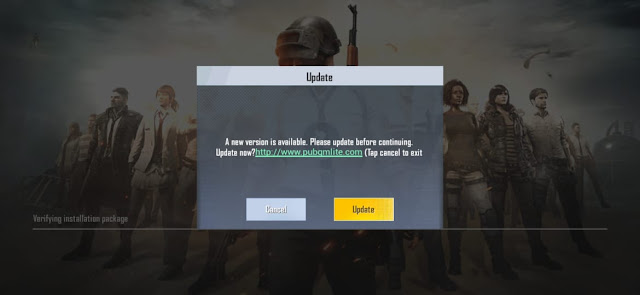 Download PUBG Lite 0.20.0 Beta update on your device