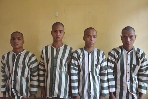 Gia Lai: Truy tìm nhóm cướp đêm