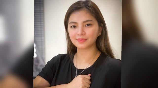 Angel Locsin sinupalpal ang netizen na nagreact sa kanyang open letter