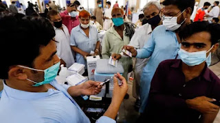 Pakistan's Punjab to dam SIM cards of citizens not vaccinated against Covid-19