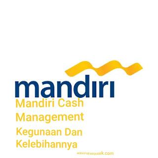 Mandiri Cash Management : Kegunaan Dan Kelebihan Serta Fitur Fiturnya