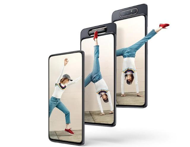 Spesifikasi Samsung A80