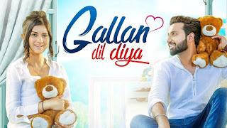 Gallan Dil Diya Lovie Virk Video HD Download