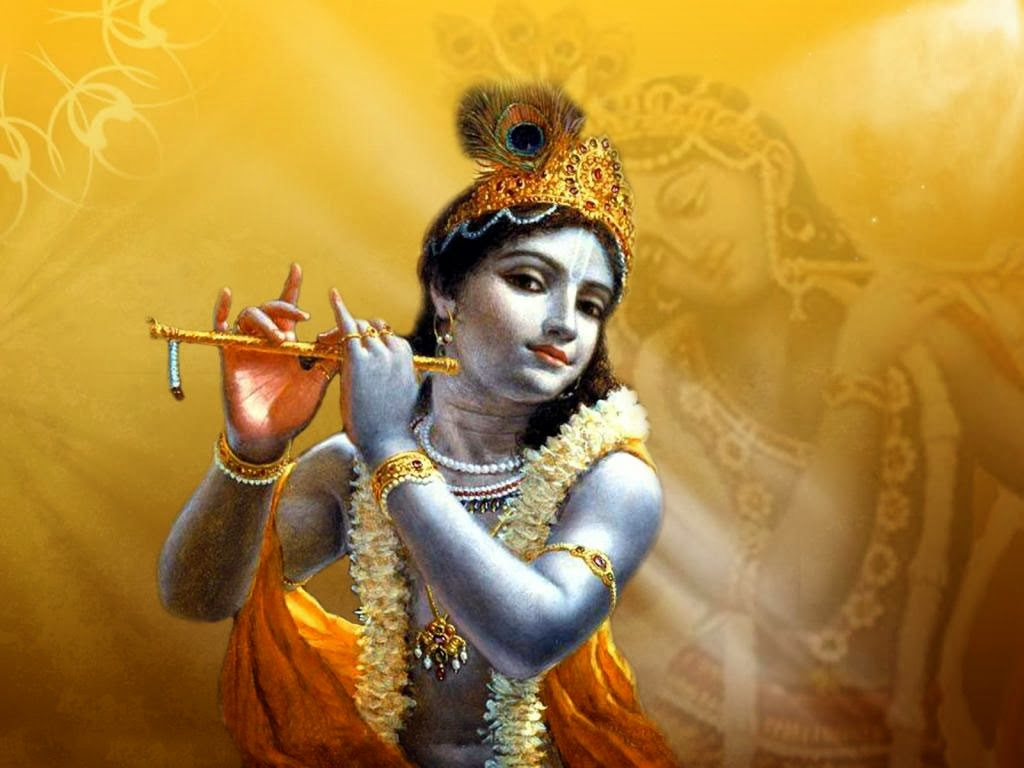 karma and some mythology and music the definitive influences of the flute playing krishna