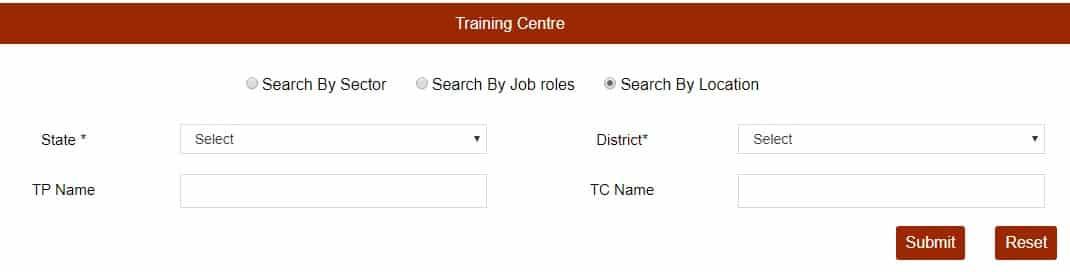 Pradhan Mantri Kaushal Vikas Yojana (PMKVY) Training Centers List 2020 प्रधान मंत्री कौशल विकास योजना (पंकवी) ट्रेनिंग सेंटर्स लिस्ट 2020