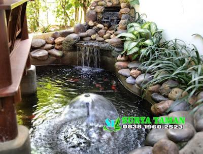 Tukang kolam cibinong | SuryaTaman