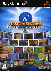 Taito Memories Joukan PS2 ISO (NTSC-J) MG-MF