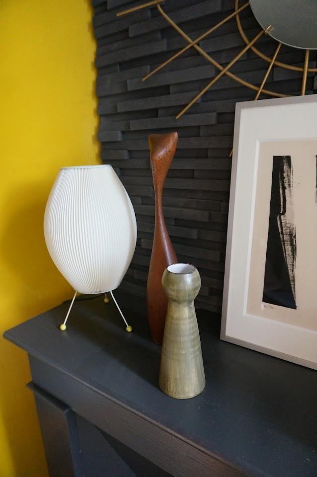 Céramique de Jacques Innocenti années 50  50s ceramic vintage mid century 1950s