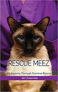 Rescue Meez book cover.