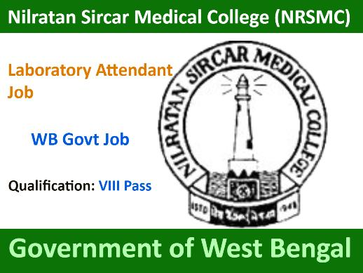 Laboratory Attendant Recruitment in NRS Medical College