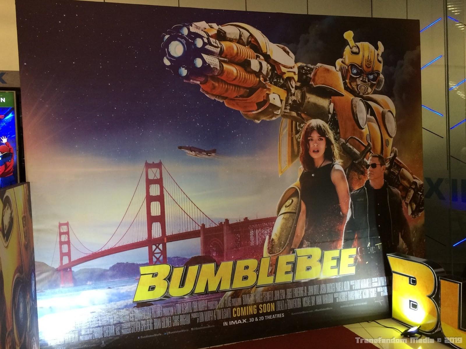TransFormers Philippines: News Round Up | Bee Movie & Siege Sightings