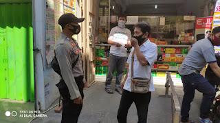 Terapkan Protokol Kesehatan di Pilkada,  Bhabinkamtibmas Mampu Rutin Patroli dan Sambang