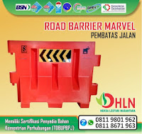 ROAD BARRIER MARVEL