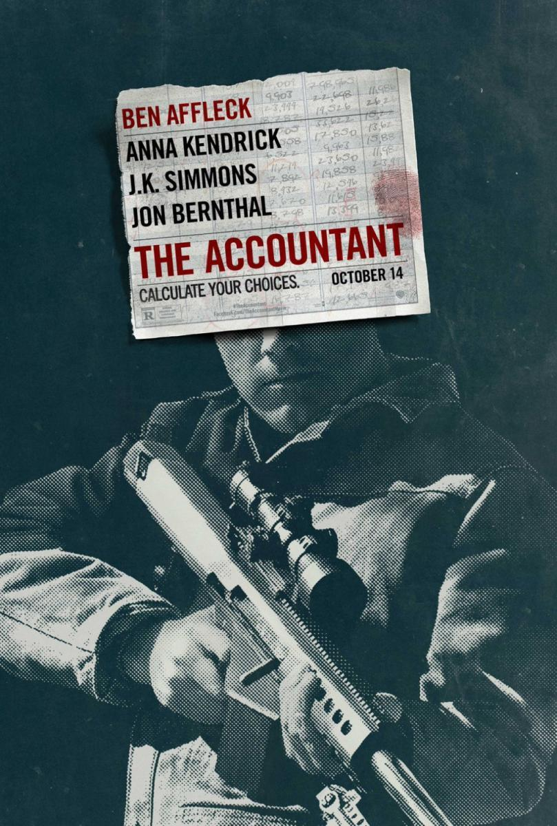 The Accountant [2016] [DVD9] [NTSC] [Latino]