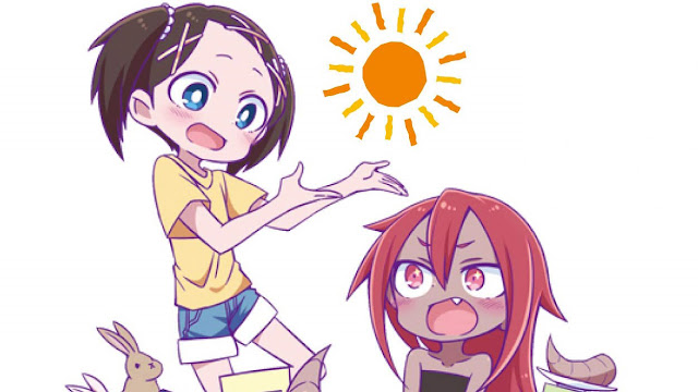 El manga Kaiju no Tokage llega a su fin