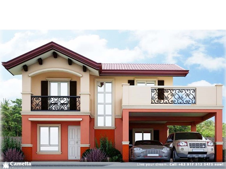 Greta - Camella Bucandala| Camella Prime House for Sale in Imus Cavite