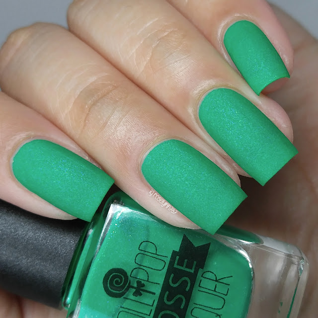 Lollipop Posse Lacquer - Lock the Doors Tight