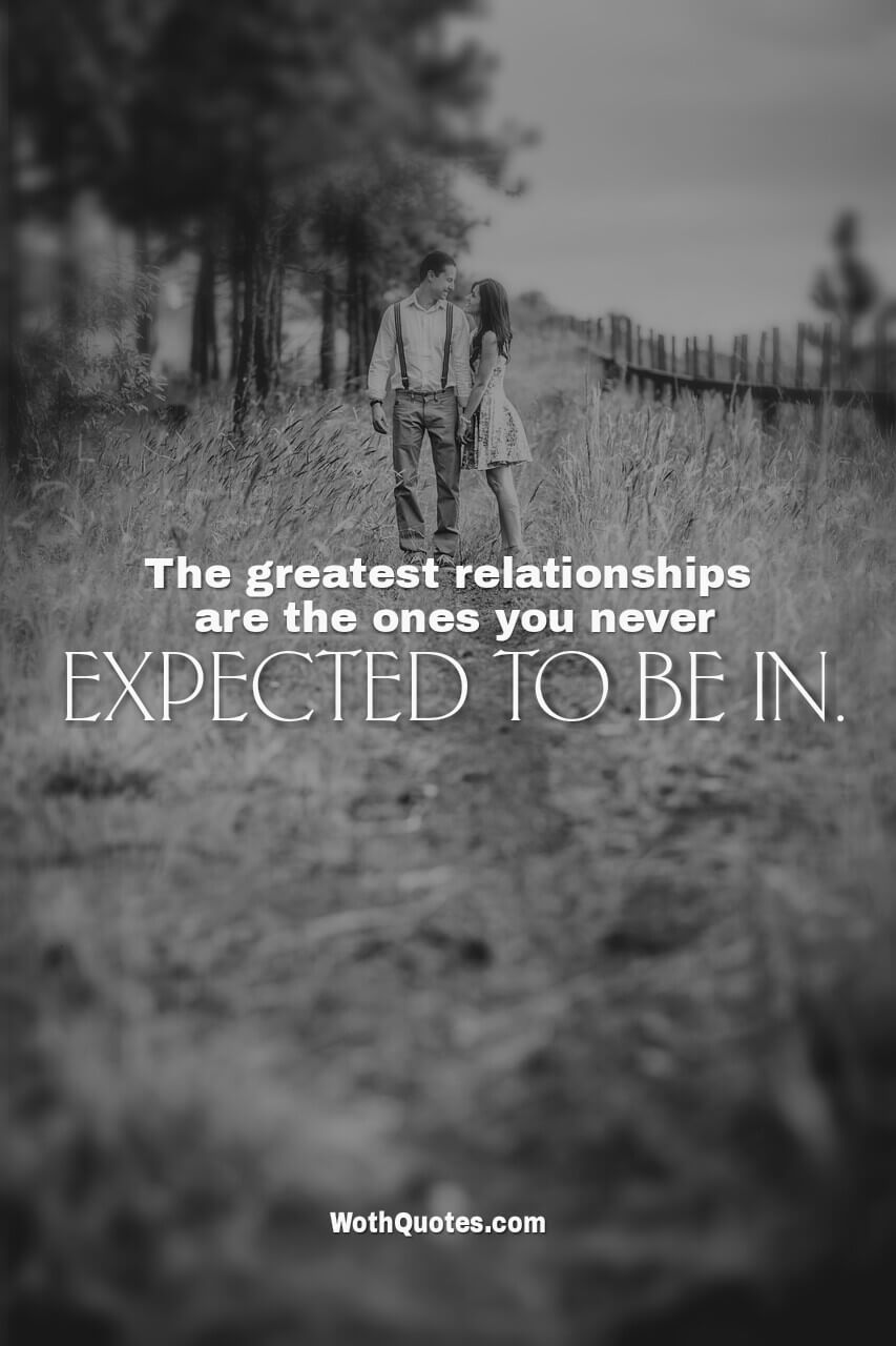 Quotes and Sayings About Relationship