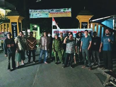 Cegah Corona, Desa Pantai Hurip Tutup Akses Pemancingan