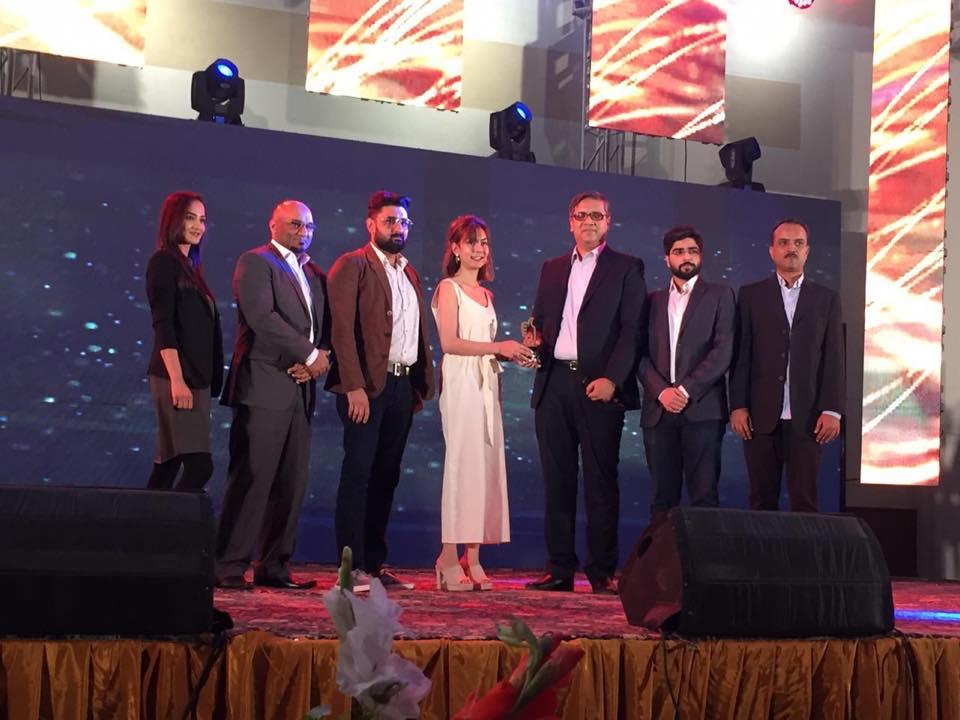 Jazz Wins Big at Pakistan Digi Awards '19